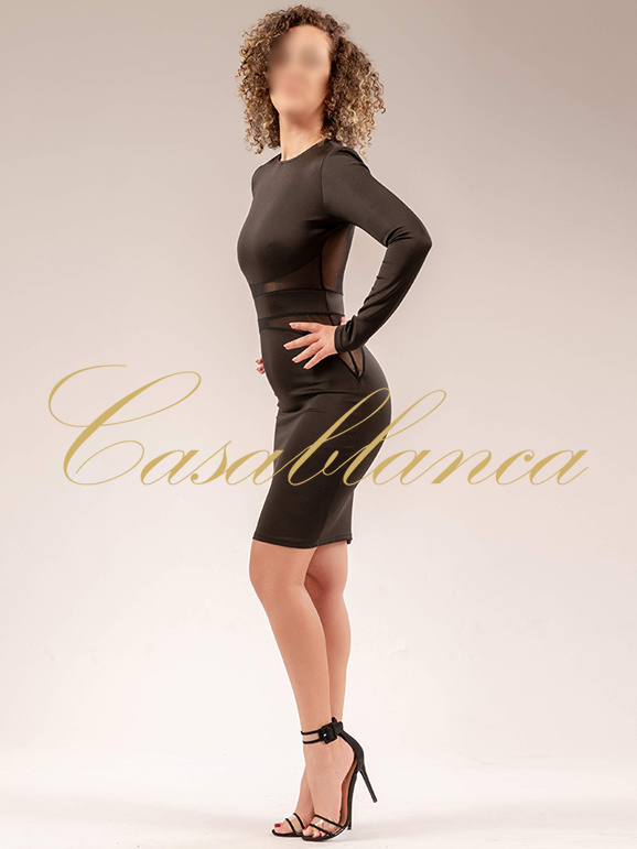 Emilia, Casablanca Lady, masseuse, erotische tantra massages Düsseldorf