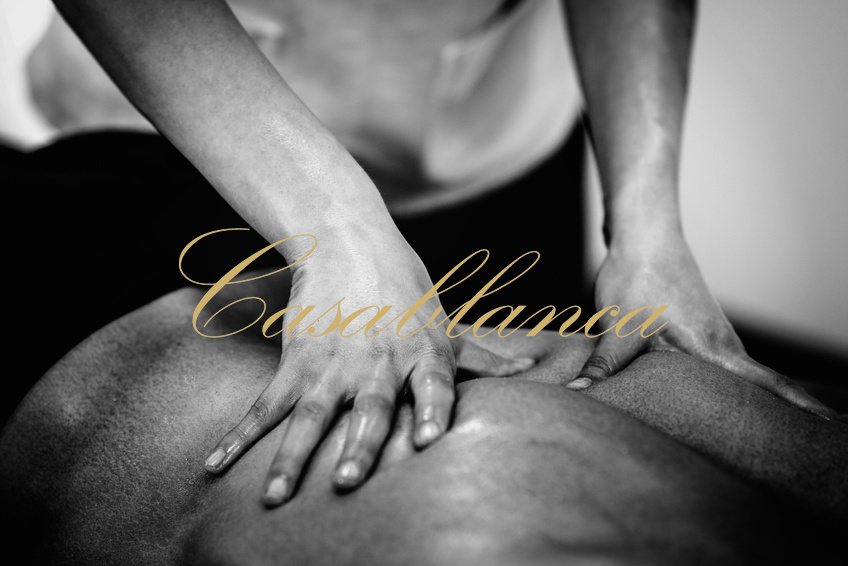 Casablanca Tantra massages Dusseldorf, erotic sensual, the Tantra massage for men, massages in Dusseldorf, on demand with a happy ending.